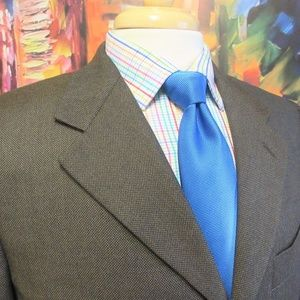 36 S- BARNEYS NEW YORK MADE IN ITALY WOOL/CASHMERE